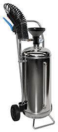 10 l sprayer stainless steel